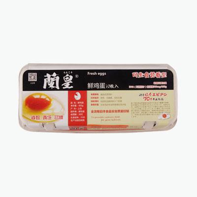 Lan Huang 10 Eggs 600g