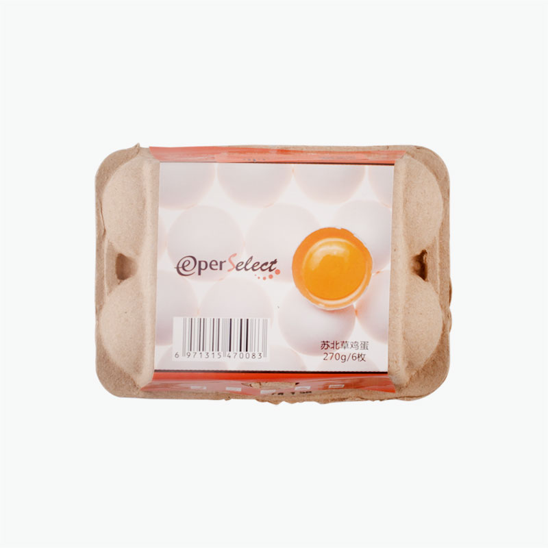 EperSelect Free Range Eggs x6