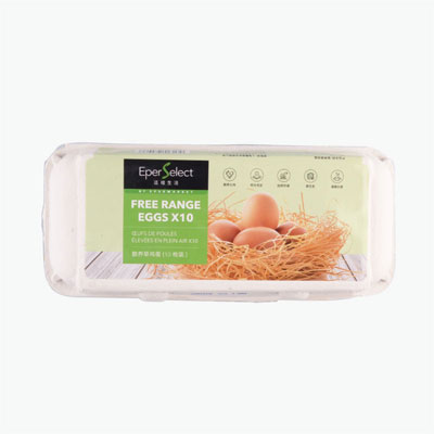 EperSelect Free Range Eggs x10