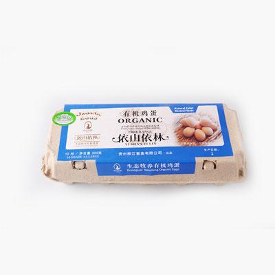 Yishan Yilin 10 Organic Eggs 500g