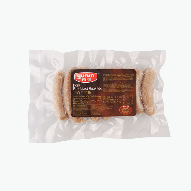 Yurun Pork Breakfast Sausages 200g