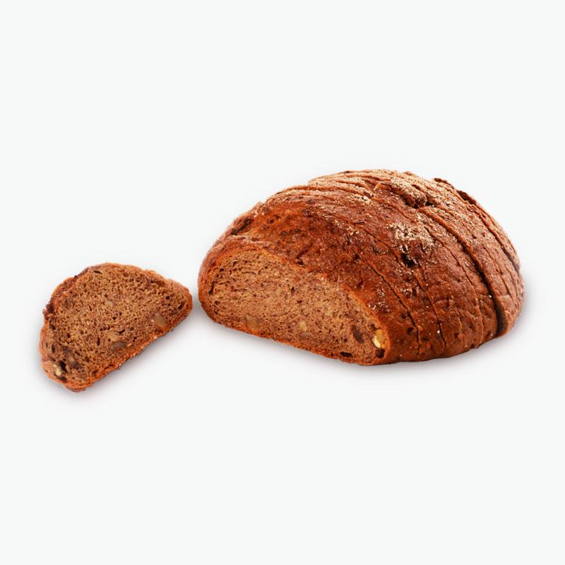 Abendbrot Sliced Walnut Bread 550g