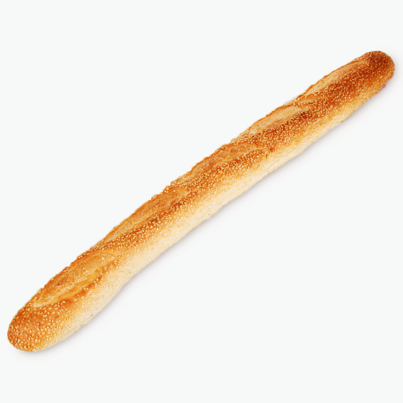 Sesame French Baguette 240g