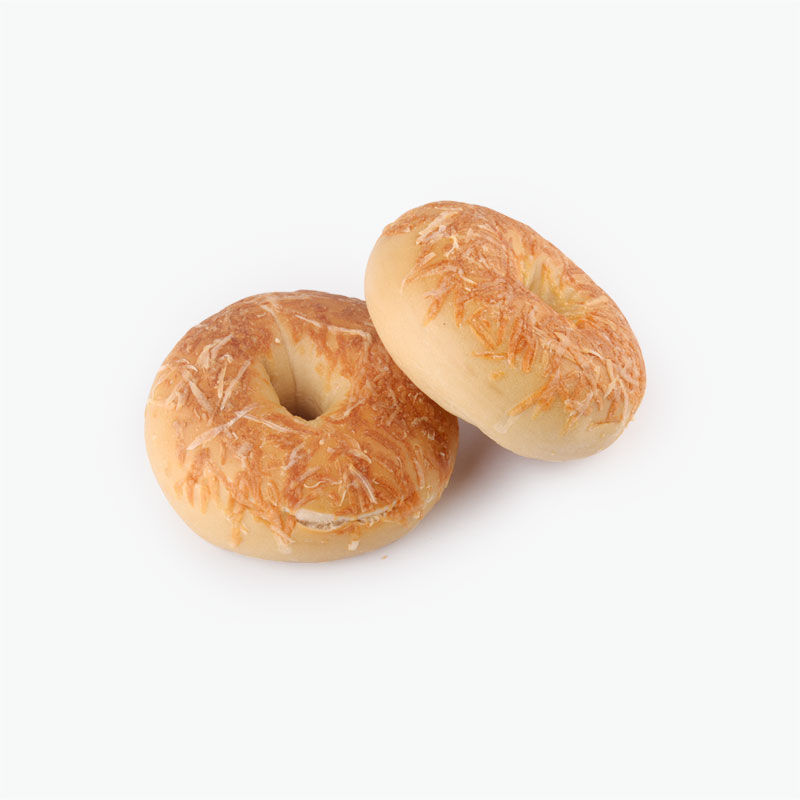 Spread The Bagel Parmesan Cheese Bagel 2pcs