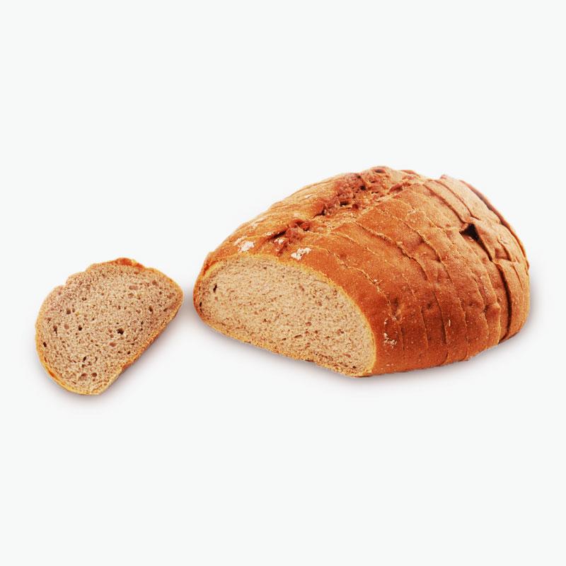 Abendbrot Sliced Bavarian Bread 550g