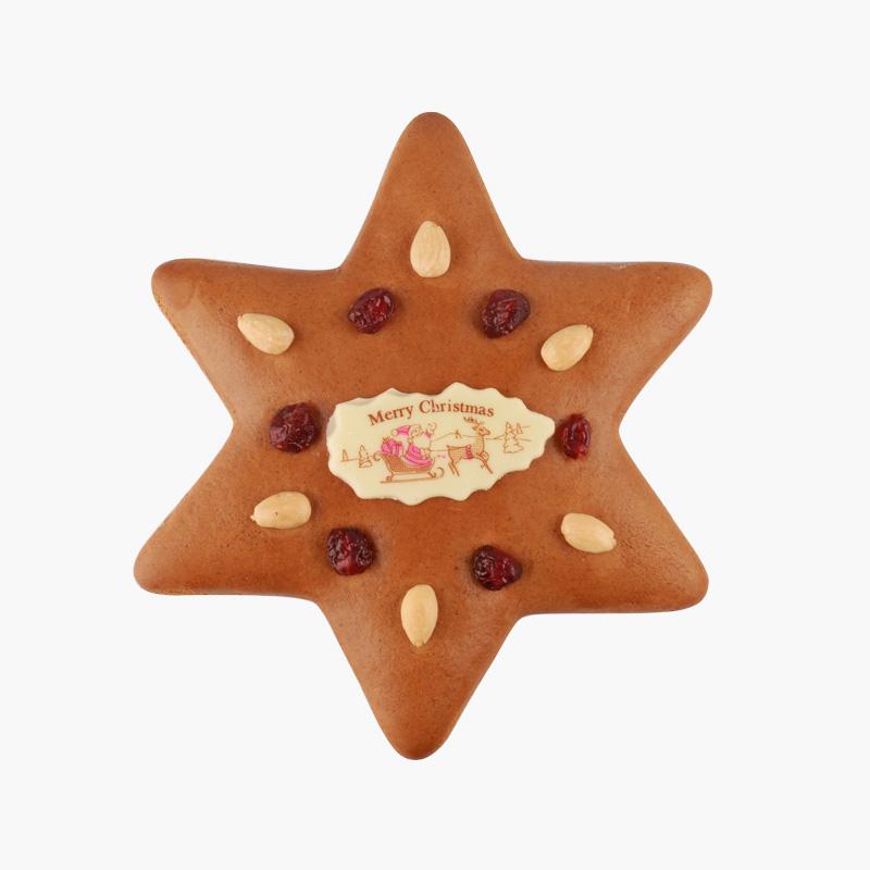 Gingerbread Star 180g
