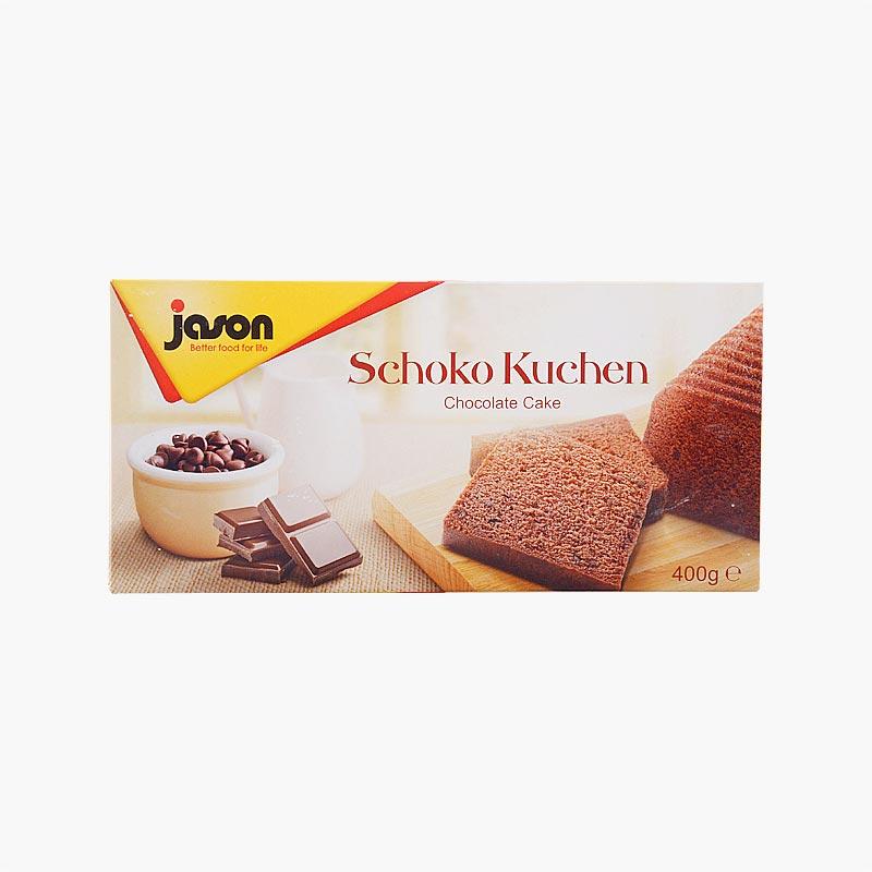 Jason Chocolate Cake 400g