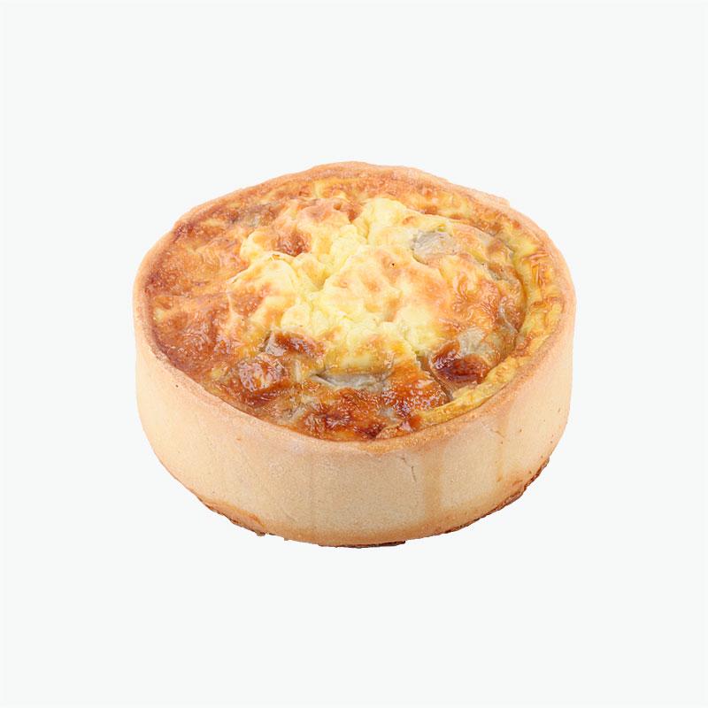 Ham & Cheese Quiche 60g