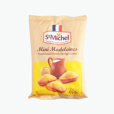 St Michel Mini Madeleines 250g