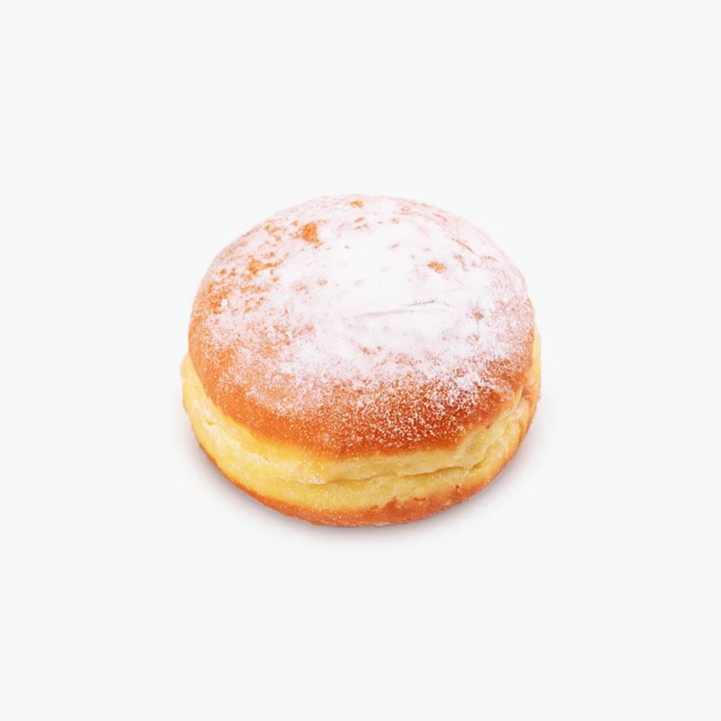 Abendbrot Berliner Doughnut 80g
