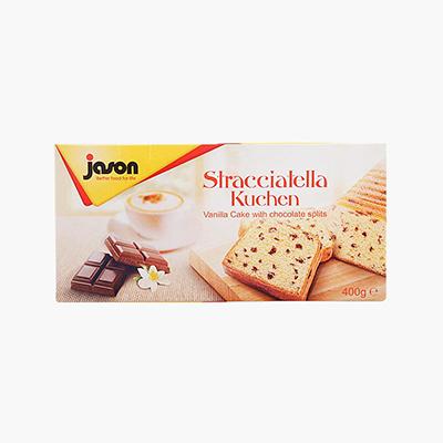 Jason Stracciatella Cake 400g
