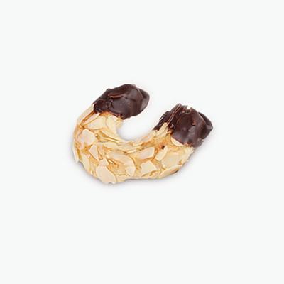 Abendbrot Mini Almond Crescent 35g