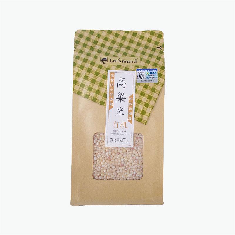 Lee's Mum  Organic Sorghum Grains 370g