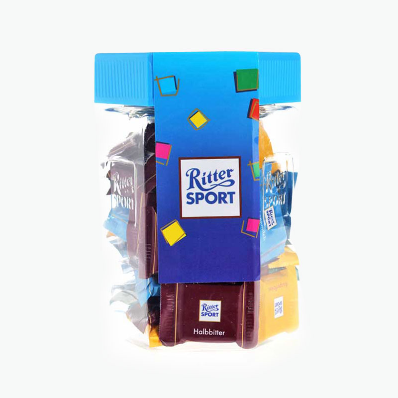 Ritter Sport, Quadretties Chocolate Gift Box 250g