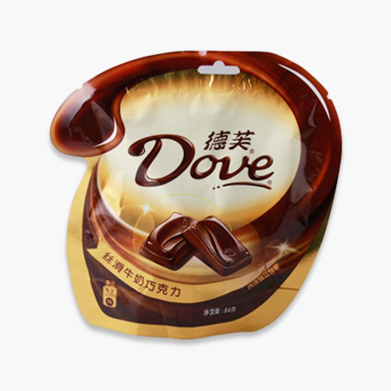 Dove, Milk Chocolate Mini Bars 84g
