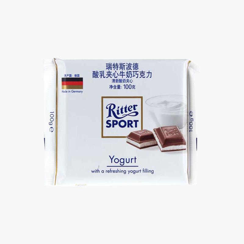 Ritter Sport, Yogurt Chocolate 100g