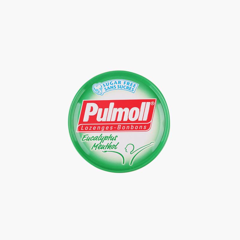 Pulmoll, Sugar-Free Lozenges (Menthol) 45g