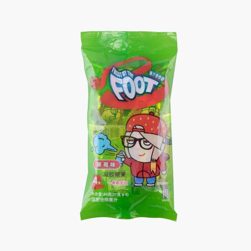 Betty Crocker Strawberry Fruit By The Foot 84g