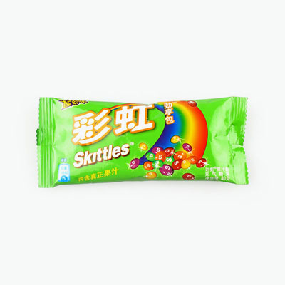 Skittles, Bite-size Chewy Candies (Sour) 40g