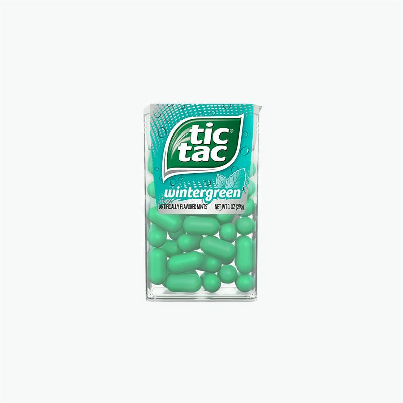 Tic Tac WinterGreen Mints Big Pack 12/1oz