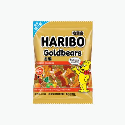 Haribo, Gummy Bears 200g