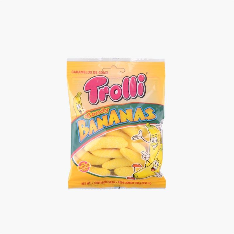 Trolli Candy Banana 100g