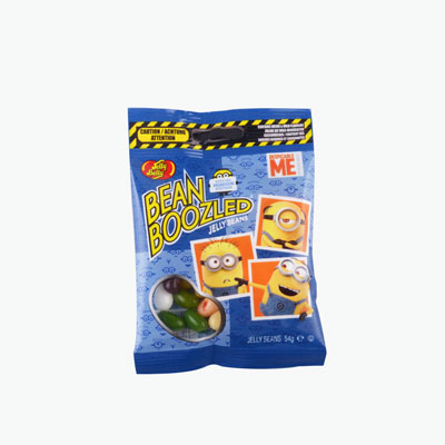 Jelly Belly Bean Boozled Minions Bag 54g