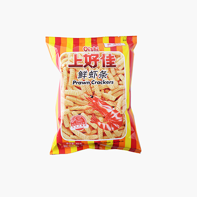 Oishi, 'Prawn Crackers' Puffs 40g
