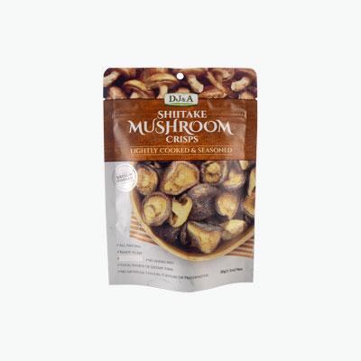 DJ&A Dried Shiitake Mushroom 30g