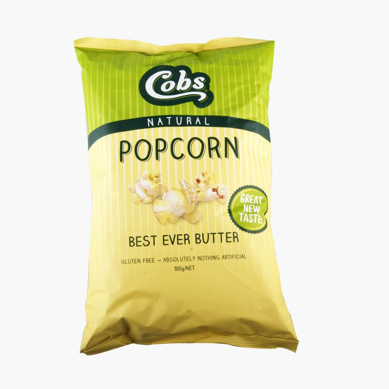 Cobs Butter Popcorn 100g