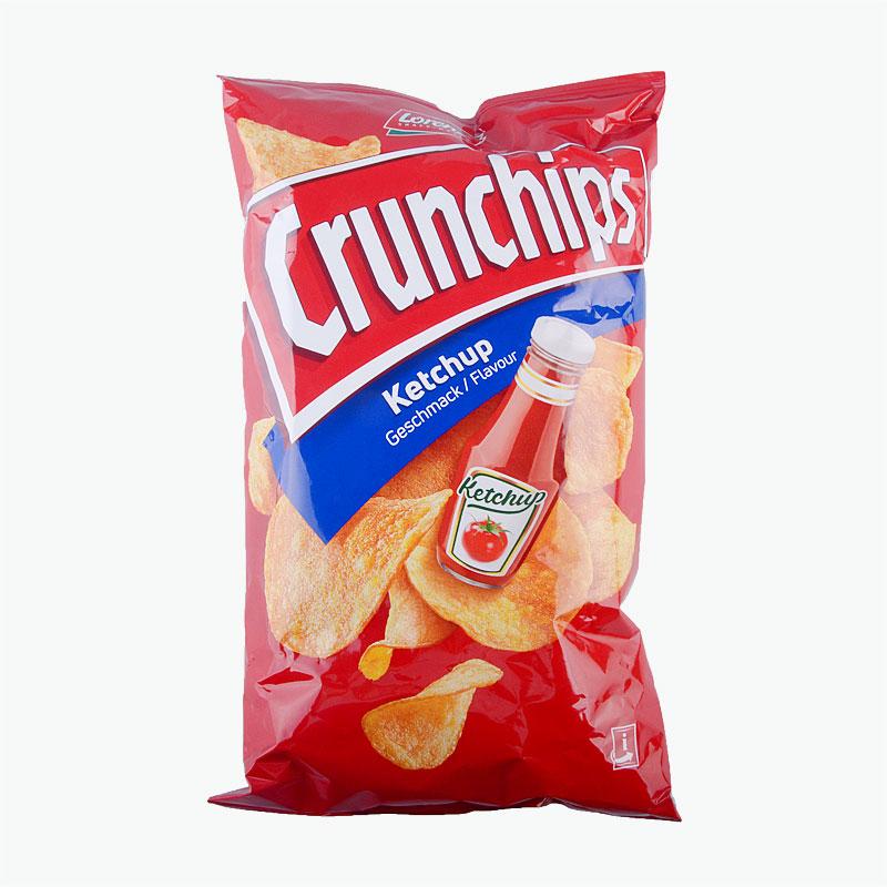 LORENZ X-Cut Ketchup Crunchips 175g