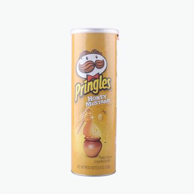 Pringles, Potato Chips (Honey Mustard) 158g
