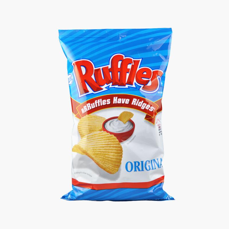 Ruffles, Potato Chips (Original) 184.2g