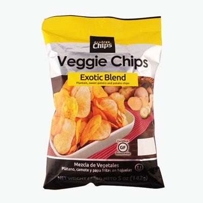 Inka Chips, Veggie Chips (Exotic Blend) 142g