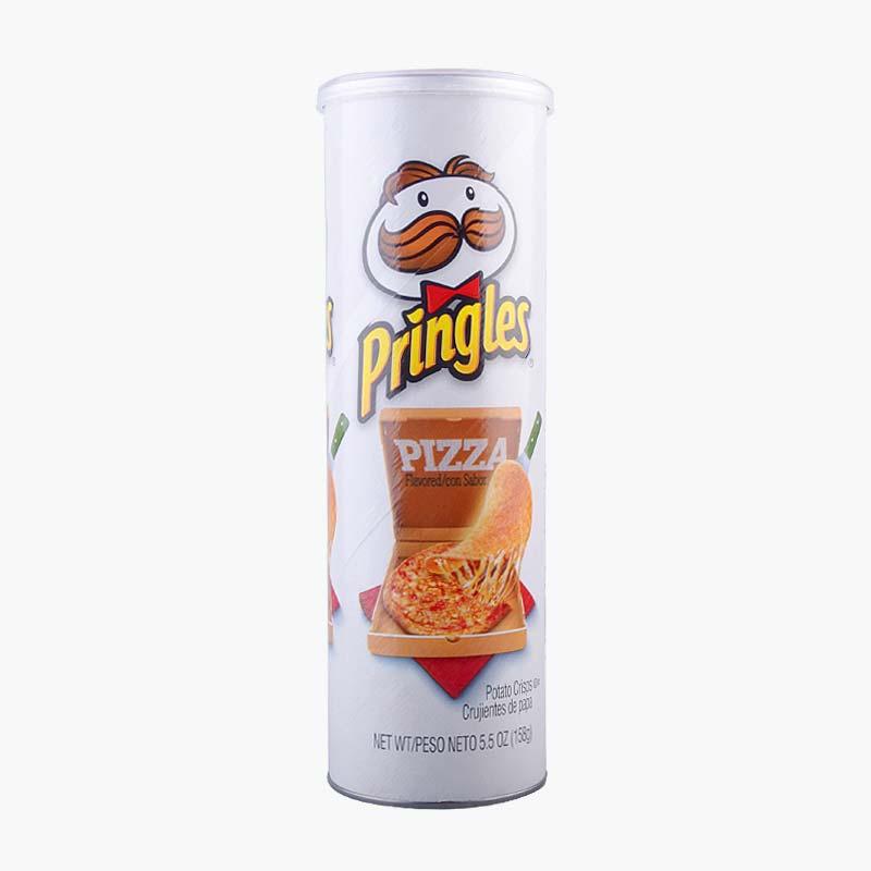 Pizza-flavored Potato Chips 158g