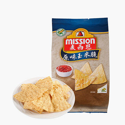 Mission Tortilla Chips (Original) 170g