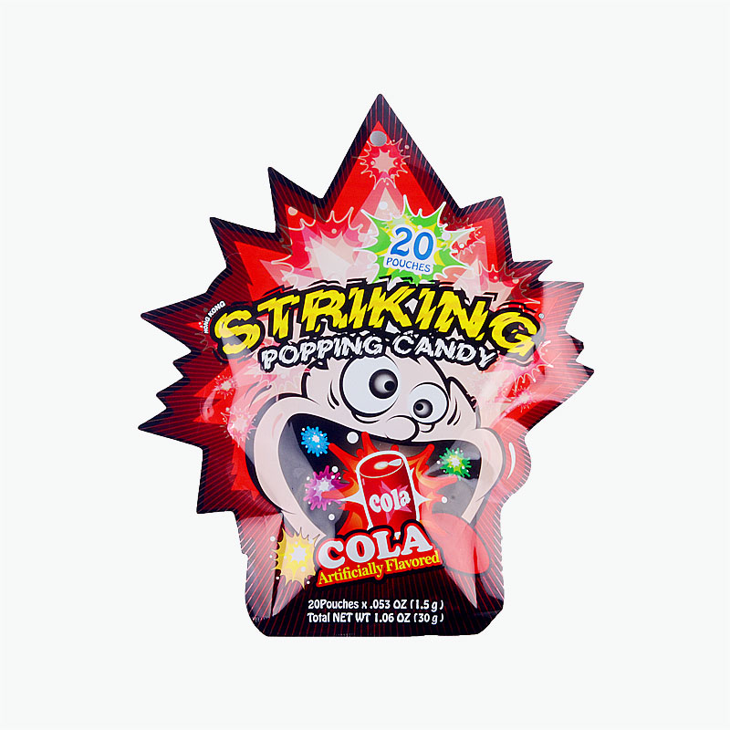 Striking Cola Popping Candy 30g