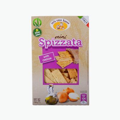 Silebao Onion Flavor Mini Crackers 100g
