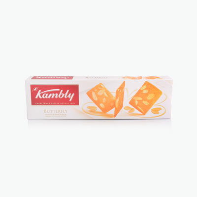 Kambly, 'Butterfly' Butter Cookie with Almond 100g