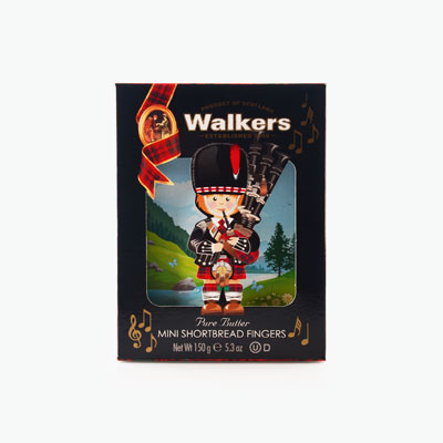 Walkers, Piper Shortbread Biscuits 150g