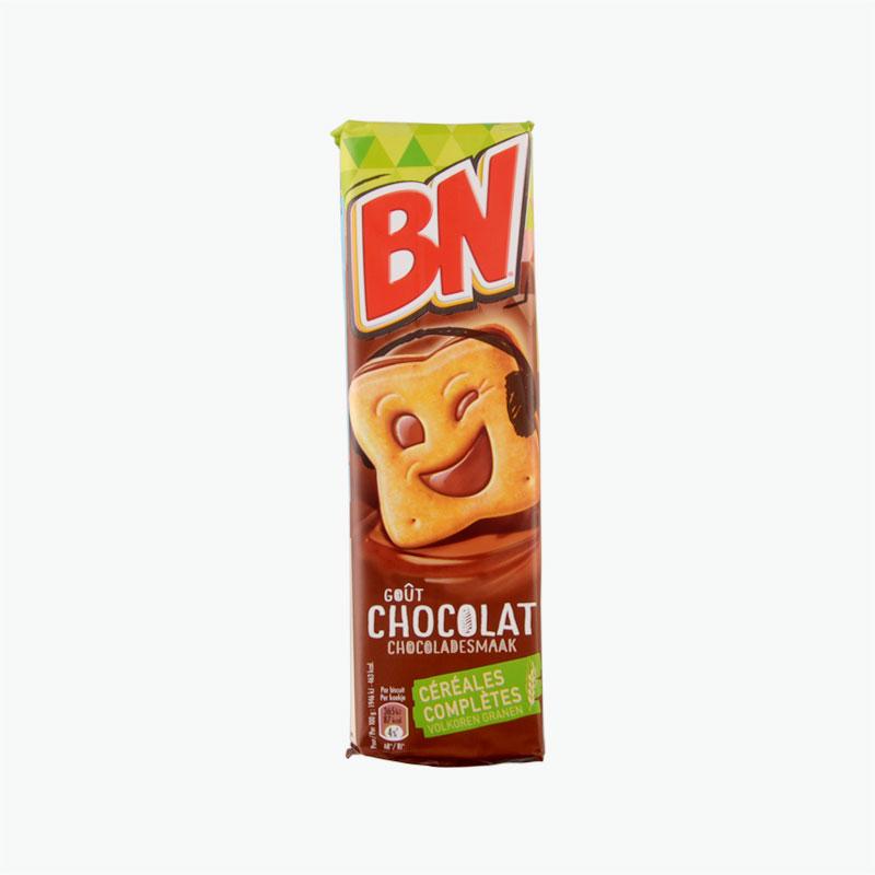 BN, Cream-filled Cookies (Chocolate) x16 295g