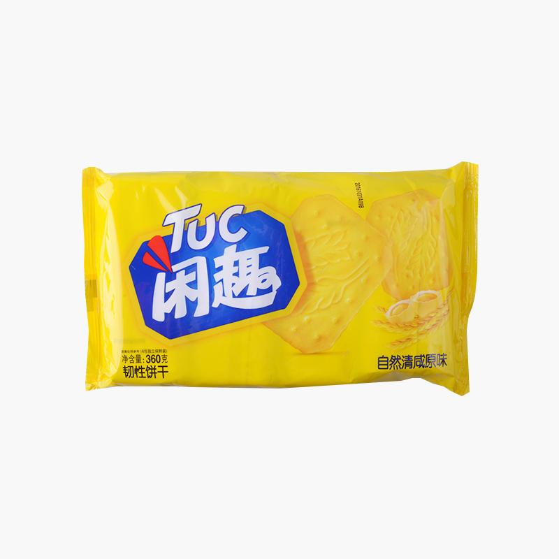 TUC, Crackers (Original Flavor) 360g