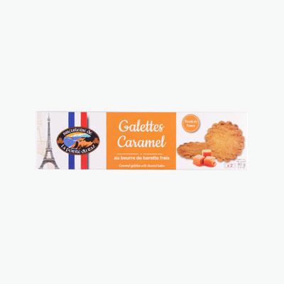 Galette Caramel 80g