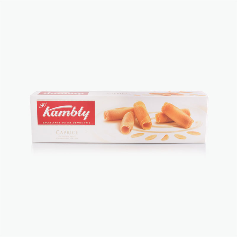 Kambly, 'Caprice' Almond and Crème Cookie 100g