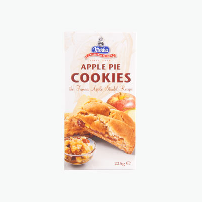 Merba Apple Pie Cookies 225g