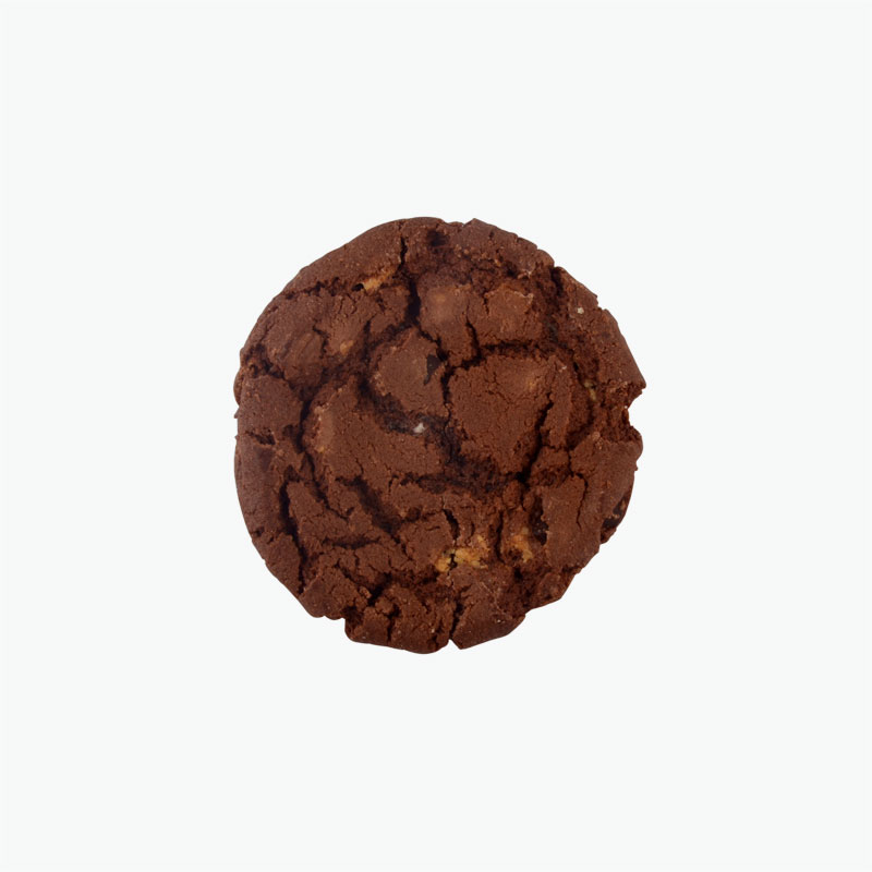 Colorado Triple Chocolate Cookie with 60g