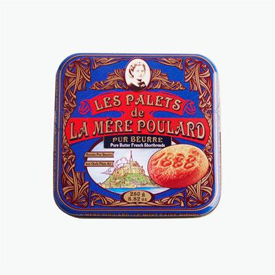 La Mere Poulard French Shortbread 250g