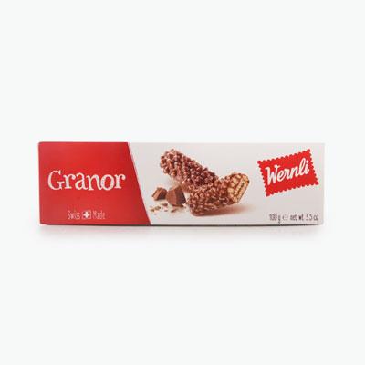 Wernli, 'Truffet' Chocolate Meringue Cookies 100g