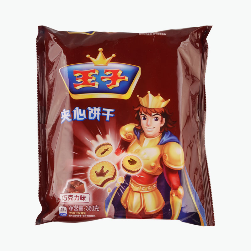 Prince, Chocolate Cream-Filled Cookies 360g
