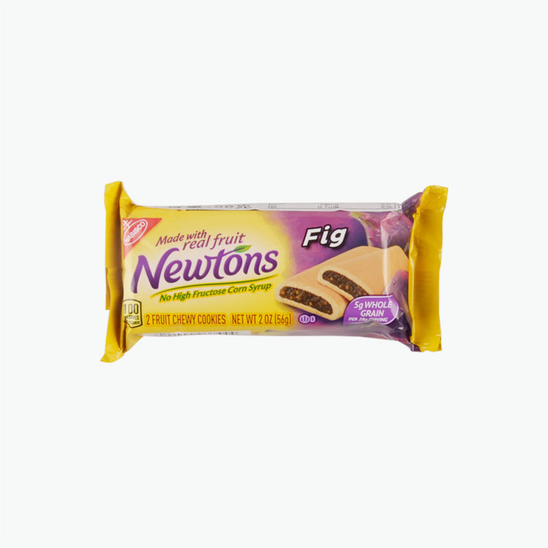 Nabisco Fig Newtons Fruit Chewy Cookies 56g